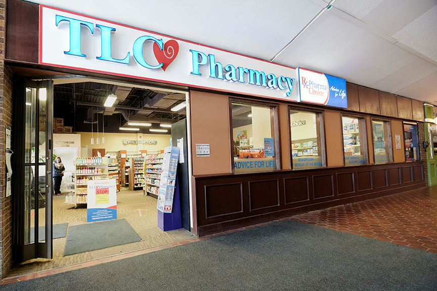 TLC Pharmacy outlet